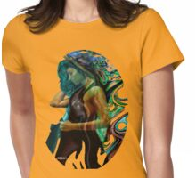 Spell of a Woman T Womens Fitted T-Shirt