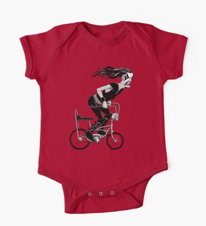 Metal to the Pedal One Piece - Short Sleeve