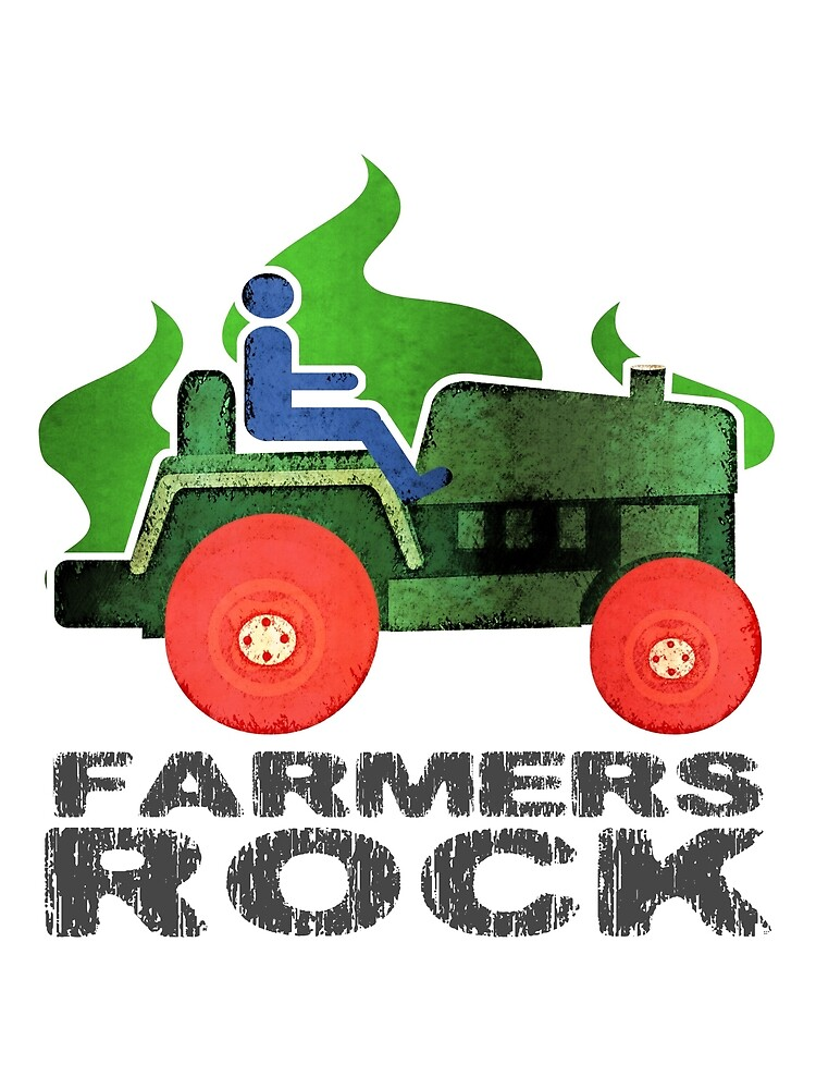 Farmers Rock by evisionarts