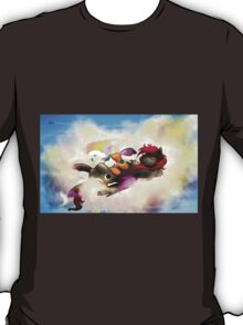 Nap in the Sky T-Shirt