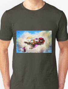 Nap in the Sky Unisex T-Shirt