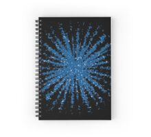 Look Up! Stargazing in the Forest. Spiral Notebook