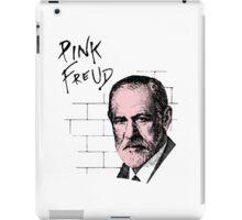 Pink Freud Sigmund Freud iPad Case/Skin