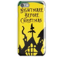 Old timey Moonlight N.M.B.C iPhone Case/Skin