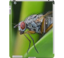 Fly Up Close iPad Case/Skin