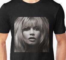 Classic of Brigitte Bardot Unisex T-Shirt