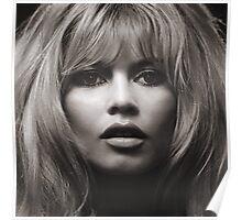 Classic of Brigitte Bardot Poster