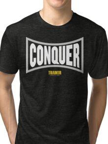Conquer Tri-blend T-Shirt