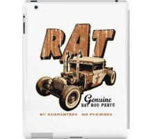 RAT - Pipes iPad Case/Skin