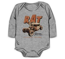 RAT - Pipes One Piece - Long Sleeve