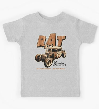 RAT - Pipes Kids Tee
