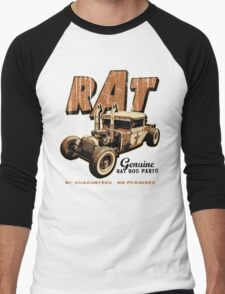 RAT - Pipes Men's Baseball ¾ T-Shirt