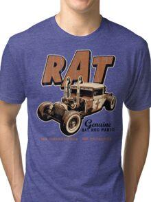 RAT - Pipes Tri-blend T-Shirt