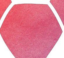 Soccer Ball Multicolored Sticker