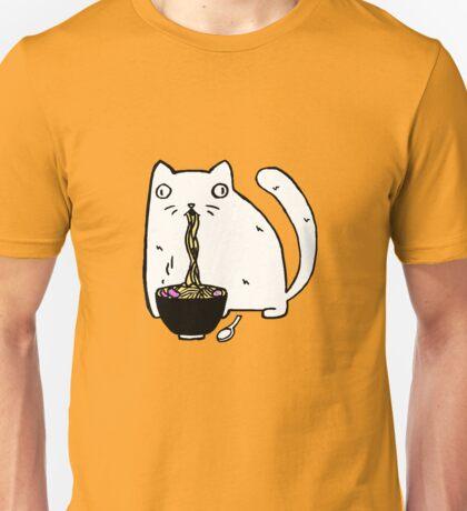 Rasabi Cat - Ramen Forever Unisex T-Shirt