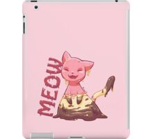 Icecream Kitty iPad Case/Skin