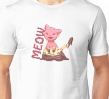 Icecream Kitty Unisex T-Shirt