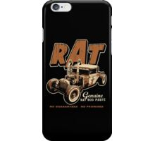 RAT - Pipes iPhone Case/Skin