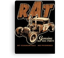 RAT - Pipes Canvas Print