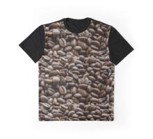 roasted Coffee Beans  Graphic T-Shirt