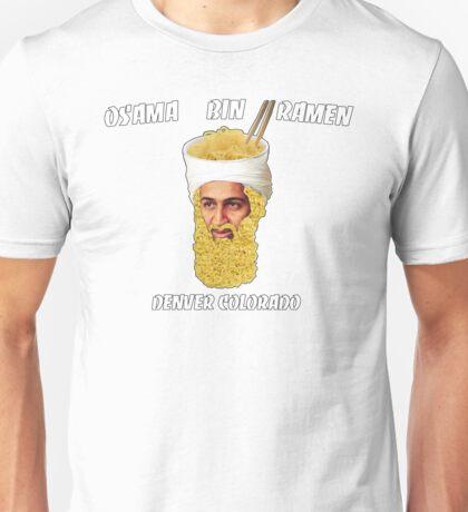 Osama Bin Ramen Unisex T-Shirt
