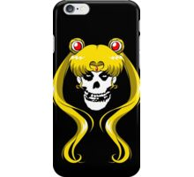 Moon Misfit iPhone Case/Skin