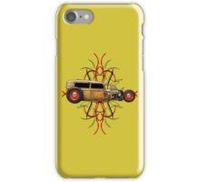 Pinstripe Rat iPhone Case/Skin