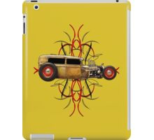 Pinstripe Rat iPad Case/Skin