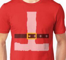 Santa Claus Knitted Shirt Unisex T-Shirt