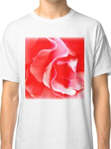 Amazing Beautiful Pink Rose Classic T-Shirt