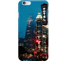 San Fran Evening iPhone Case/Skin