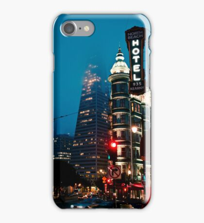 San Fran Evening iPhone Case/Skin