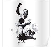 Pele - Brazil Poster