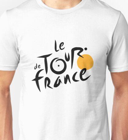 Tour De France 2016 Logo Unisex T-Shirt