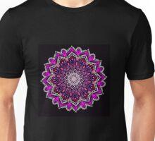 Lotus Mandala. Unisex T-Shirt