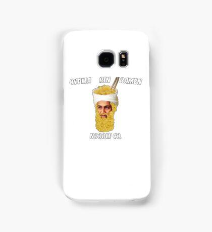 Osama Bin Ramen Noodle Co. Samsung Galaxy Case/Skin