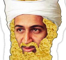 Osama Bin Ramen Noodle Co. Sticker