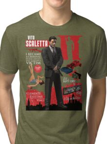 Mafia II Tri-blend T-Shirt