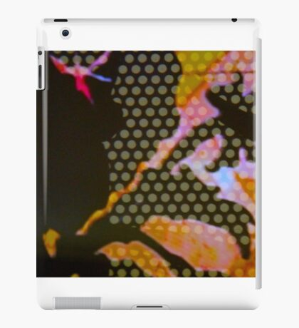 Flora Projection 3 iPad Case/Skin