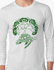 Yggdrasil Turtle Long Sleeve T-Shirt
