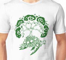 Yggdrasil Turtle Unisex T-Shirt