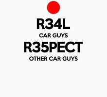 Real Respect (3) Unisex T-Shirt