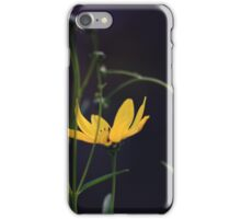 Tracery Flower  iPhone Case/Skin