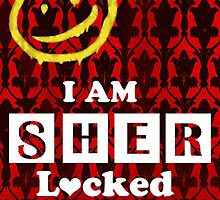 I am Sherlocked Case by MoscoMoon