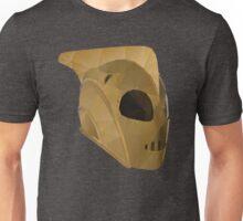 Rocketeer Helmet polygon art Unisex T-Shirt