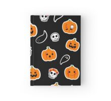 Halloween Pumpkins Hardcover Journal