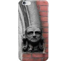 Stone-Faced © iPhone Case/Skin