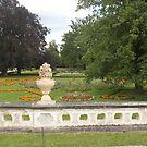 Český Krumlov Castle Rococo Garden by Elena Skvortsova