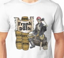 Drunk as fuck2 Unisex T-Shirt