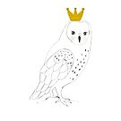 King Owl, wall decor by PaolaZakimi